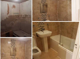 Professional Tiler-Decorator