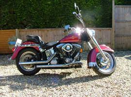 Harley Davidson Heritage Softail 1995
