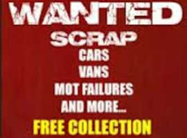 scrap cars wanted birmingham area only