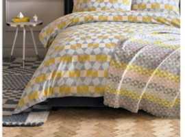 Pentagonal Bed Linen