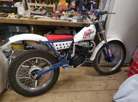 Yamaha TY 250 mono 1985