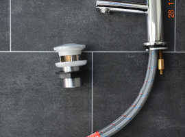Vado Sink Tap With Waste
