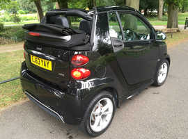 SMART FORTWO CABRIO SPECIAL EDITION21, MHD SOFT TOUCH CONVERTIBLE, LOW MILEAGE (34661) LOVELY CAR