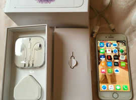 iPhone 6 32GB Silver Unlocked