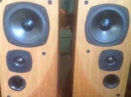Castle speakers