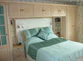 Screiber wardrobes and drawer units