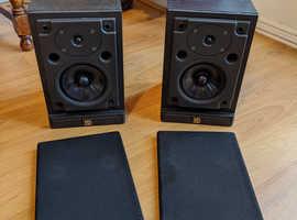 Mordaunt Short MS05i Bookshelf Speakers