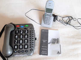 large number home phone