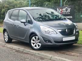 Vauxhall Meriva 1.4 SE 16v Fabulous Service History....Excellent Value, PX To Clear!