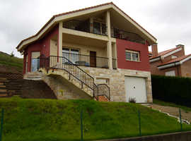 House for sale in seaside coastal town in Northern Spain ideal investment