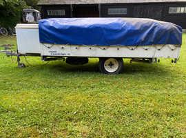 1992 Conway Cambridge DL Trailer Tent