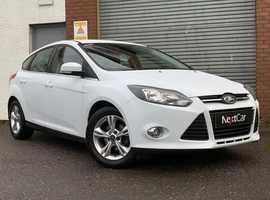 2014 Ford Focus 1.0 EcoBoost Zetec Only 1 Previous Keeper Since New....Fabulous Value