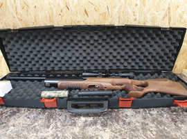 Kral Puncher jumbo  177 air rifle