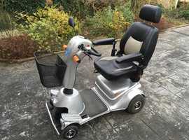 Quingo Plus 5-wheel Mobility Scooter