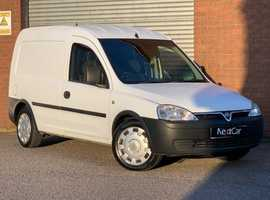 2009 Vauxhall Combo 1.3 CDTI 2000 16V Van No Vat on this Tidy Little Combo Van