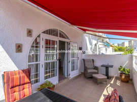 Costa Blanca Lovely South Facing Furnished 3 Bed Semidetached House - La Siesta,  Torrevieja