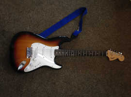Squire Affinity Strat - reduced