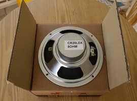 Orange Crush 20w speaker 8 inch; 8 ohms