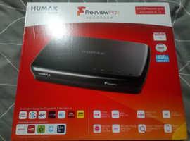 2 Humax freeveiw recorder