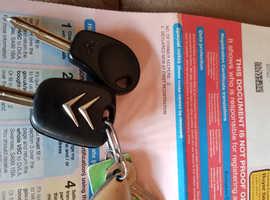Citroen Xsara, 2008 (08) Red Estate, Manual Diesel, 118,559 miles