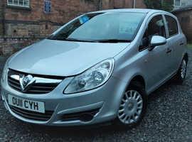 Vauxhall Corsa S 1.2 Diesel 2011 EcoFlex 5 Door * 1 Year Warranty * 76k