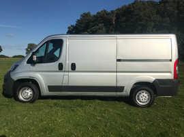 Peugeot Boxer 2.2 HDi (130ps) 333 L2H1 Van (05/14-) 2015/65 Low Mileage