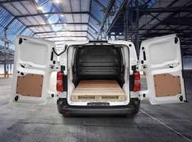 Diverse Uplifts - Man with a van - Waste removal