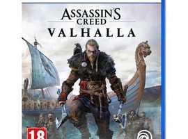 Assassins creed Valhalla ps5
