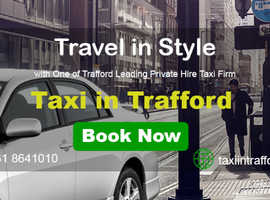 Taxi in Trafford | Premium Transport for Your Business ... - Trafford