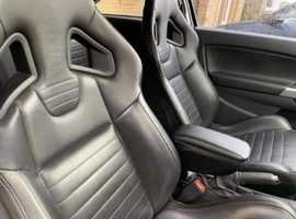 Vauxhall Corsa, 2007 (07) Black Hatchback, Manual Petrol, 80,000 miles