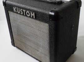 Kustom KGA10 10W Guitar Amp