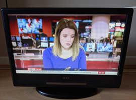ALBA 15 INCH TV + REMOTE CONTROL IN GOOD WORKING CONDITION