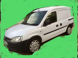 Vauxhall combo 17 cdti crew cab 5 seats