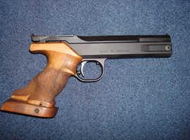 Target Pistol .177 FAS air pistol
