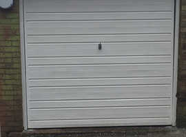 Lock up garage centre of Crowborough