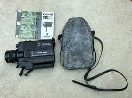 Canon 310 XL vintage video camera