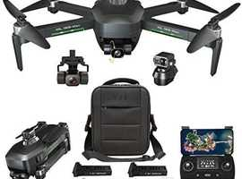 NiGHT LiONS TECH GPS Drones with Camera for Adults,