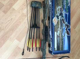 175lb Jaguar Crossbow Kit
