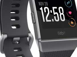 fitbit ionic basically new