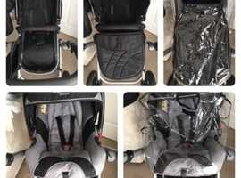 ISAFE 3 in 1 buggy