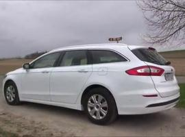 Ford B-Max, 2014 (14) white coupe, Manual Diesel, 11,400 miles