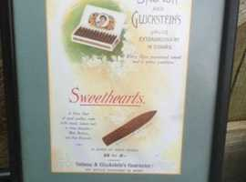 Collection of early advertising