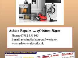 Domestic & Commercial Electrical Appliance Repairs & Spares