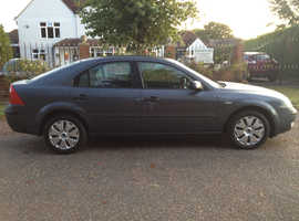 FORD MONDEO 2.0 TDCI DIESEL ONE OWNER SINCE 2007 10 MONTHS MOT SERVICE HISTORY CHEAP CAR RELIABLE
