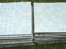 Reclaimed Mosaic Style Floor Tiles