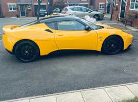 Lotus Evora, 2010 (60) Yellow Coupe, Manual Petrol, 49,500 miles