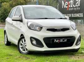 2014 Kia Picanto 1.0 VR7 £Zero Road Tax, Low Miles, 1 Previous Keeper