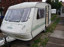 Caravan for sale 2birth