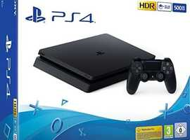 PlayStation 4 SWAP for Xbox One