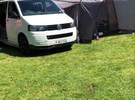 VW T5.1 2013 Twin slider/dayvan